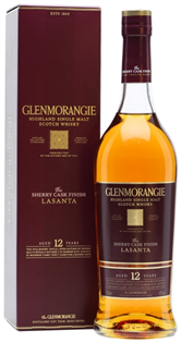 Glenmorangie Scotch Single Malt Lasanta 750ml